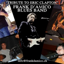 Frank D`Amico Blues Band