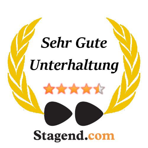 SwissJoy Band badge