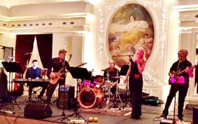 Prestige Party Band - Quartett or Quintett picture