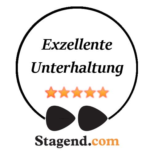 Suspenders badge