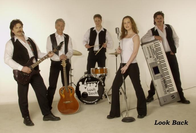 Geburtstagsfeier Koeln Look Back - Duo bis Quintett