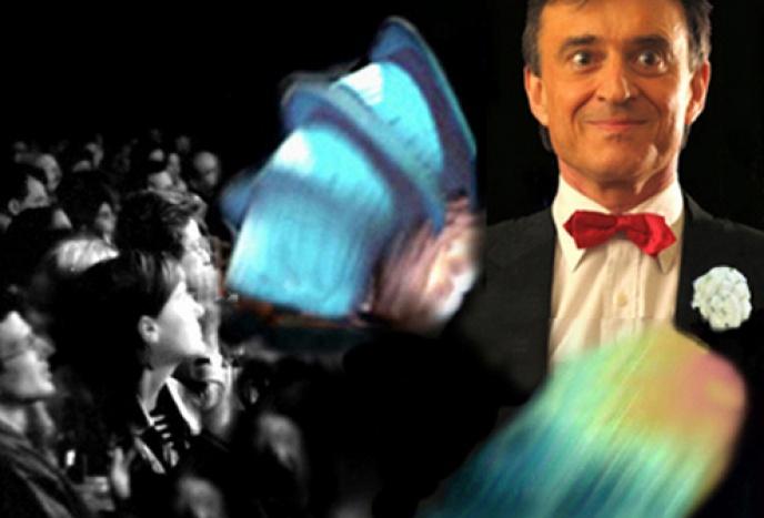 Geburtstagsfeier Koeln Zauberer Geraldino