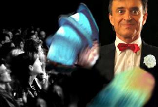 Zauberer Geraldino
