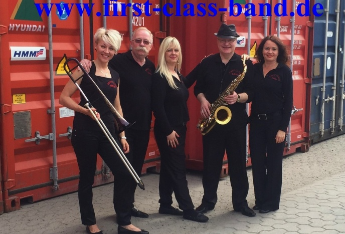 Firmenfeier Hannover FIRST CLASS PARTYBAND Top Partymusik Live