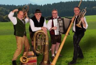 Hühnerbach Musi • Die zünftige Musik aus dem Allgäu!