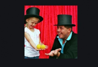 Dacapo - Zauberer & Comedy