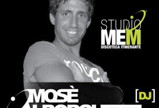 Mosè Alborghetti - StudioMEM :: Discoteca Itinerante