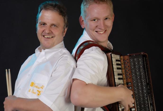 Firmenfeier Köln Markus & Klaus - Tanz & Stimmungsmusik - Solo, Duo, Trio