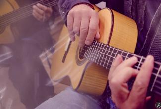 Atmosphere Italian Music Acoustic Trio