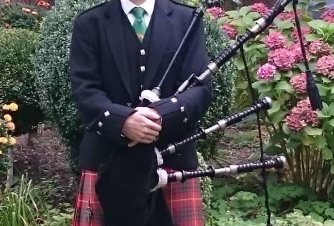 Dreadpiper - Scottish Bagpipes