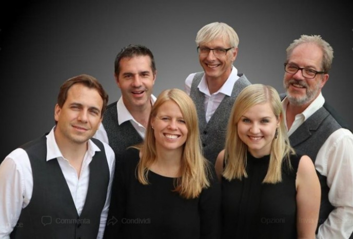 Hochzeitsband Regensburg 1st groove - sextett