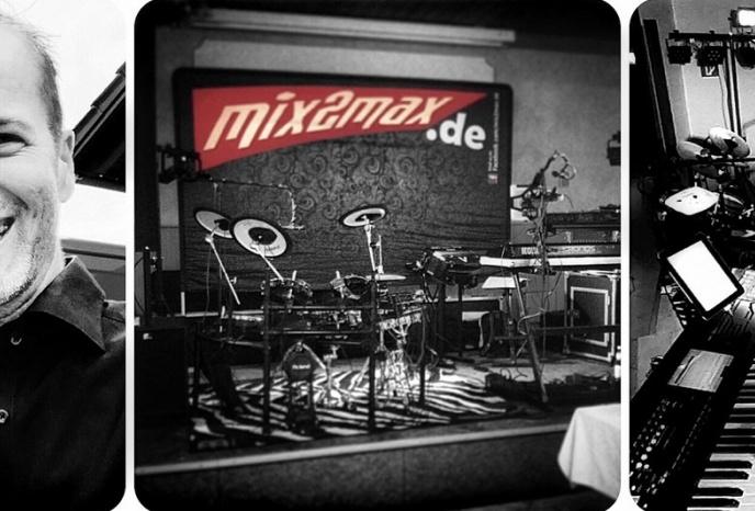 Firmenfeier Augsburg mix2max Partyband & Hochzeitsband