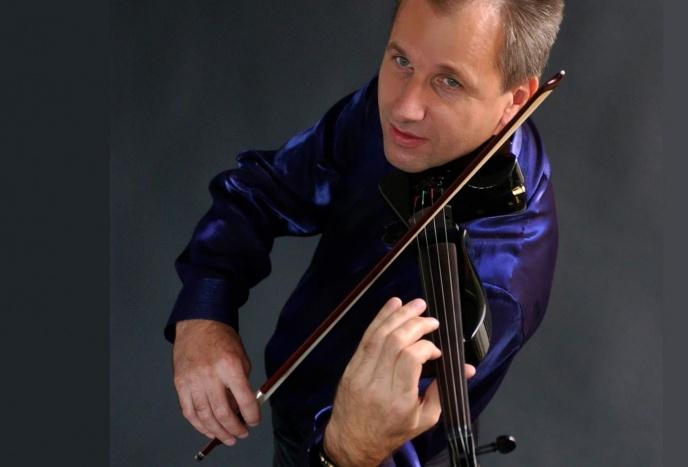 Firmenfeier Leipzig Himmlische Geigenklänge       Ludek Lerst `Die goldene Geige aus dem goldenen Pr
