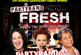 Fresh Partyband - Hochzeitsband - Hochzeitsmusik