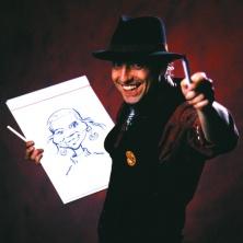 Unterhaltungskünstler Art & Entertainment: Porträtkarikaturen der Extraklasse
