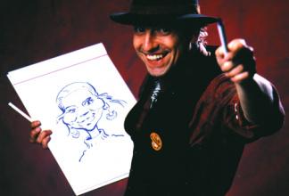 Art & Entertainment: Porträtkarikaturen der Extraklasse