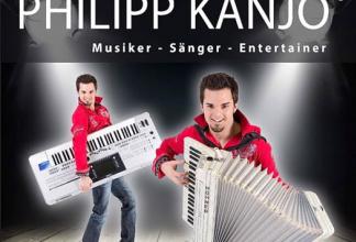 PHILIPP KANJO Musiker - Sänger - Entertainer