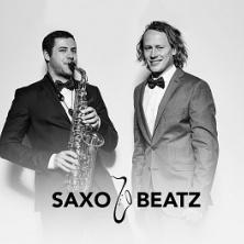 Alleinunterhalter-Musiker SAXOBEATZ DUO | DJ & Saxophon - auch als Solo DJ oder Solo Saxophon