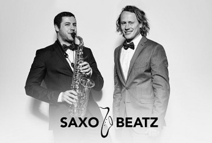 Unterhaltungskünstler SAXOBEATZ DUO | DJ & Saxophon - auch als Solo DJ oder Solo Saxophon