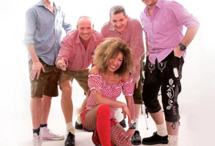 Geburtstagsfeier Nuernberg ez-pieces Partyband, Firmenanlass, Hochzeitsband, Eventband, Galaband, Coverband