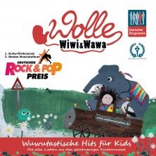 Unterhaltungskünstler Wolle Wiwi Wawa Kindermusical