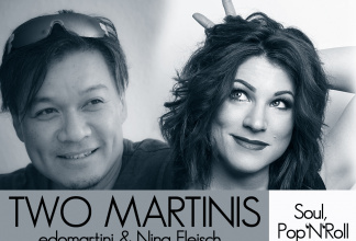 Two Martins -  Coole Live-Musik tanzbar, echt, groovy, Party!!!