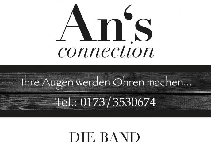 Firmenfeier Augsburg An`s Connection: Die Einzigartige Coverband!  Von Amanda Marshall bis ZZ Top!