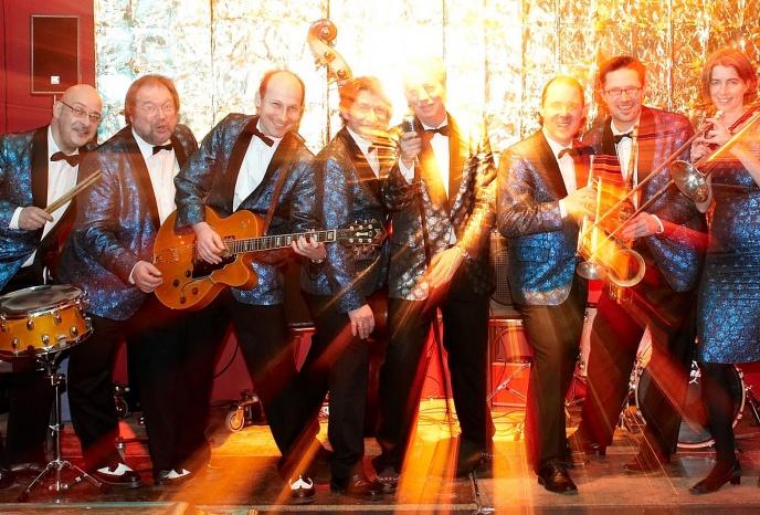 Geburtstagsfeier Muenchen Marty & His Rockin` Comets