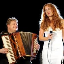 Unterhaltungskünstler Duo Beba Ebner & Thomas Frey
