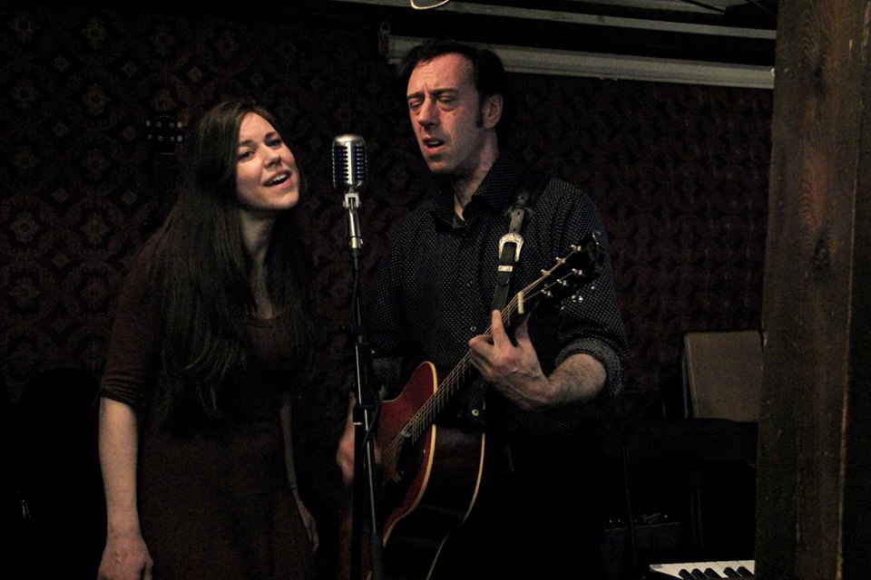 Brit-Americana Folkpop - singer-songwriter duo (UK/US) picture