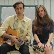 Brit-Americana Folkpop - singer-songwriter duo (UK/US)