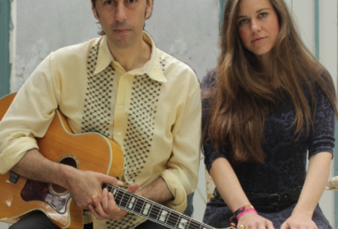 Firmenfeier Berlin Brit-Americana Folkpop - singer-songwriter duo (UK/US)