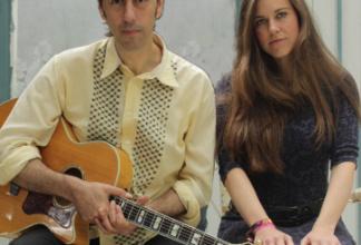 Brit-Americana Folkpop - singer-songwriter duo (UK/US)