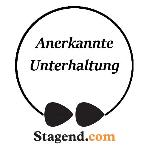 Konfetti Musik badge