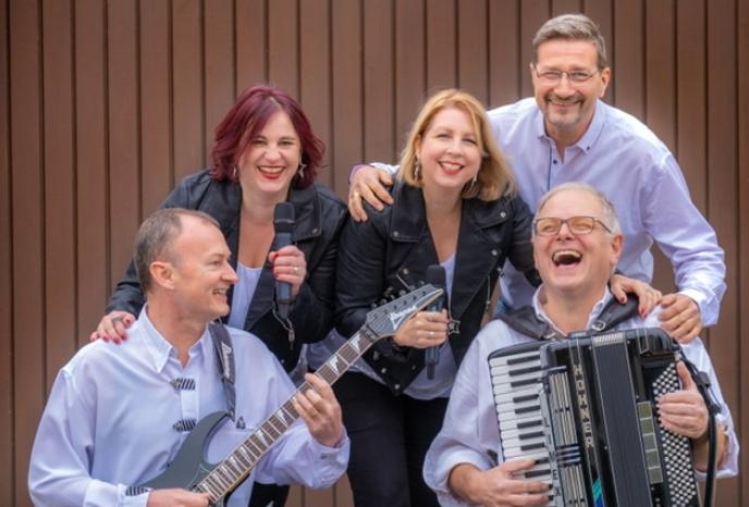 Band Buchen München Bavaria Sound