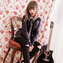 Unterhaltungskünstler Anastasiya Musik - Starke Stimme trifft auf Emotionen