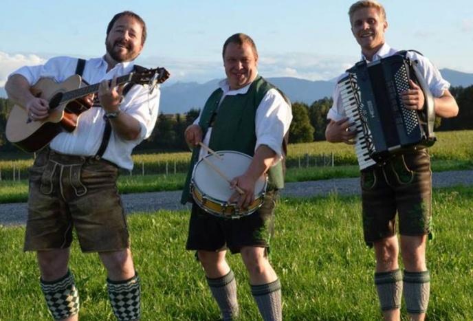 Firmenfeier Regensburg Koitaboch-Musi (Cold Creek Music)