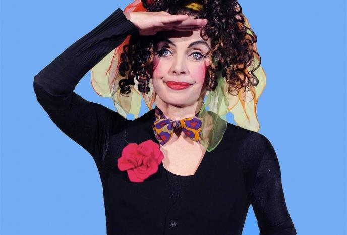 Unterhaltungskünstler München Ingrid Irrlicht Theater ohne Worte für Kinder