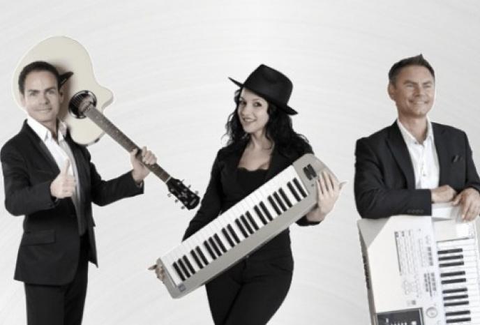 Hochzeitsband München Temperamento - Trio oder Duo für ihr Event!