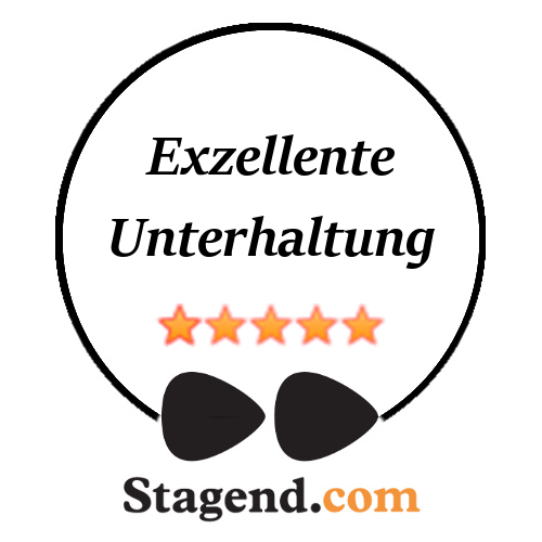 RotzFrech Party- und Showband badge