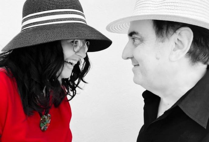 Firmenfeier Nuernberg Musik aRoma  - Duo