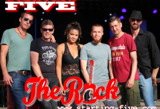 Starting Five - Rock, Blues and Soul - LIVE