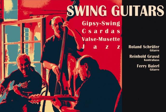 Hochzeitsband Regensburg Swing Guitars