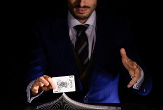 Pierre Savioz Magicien