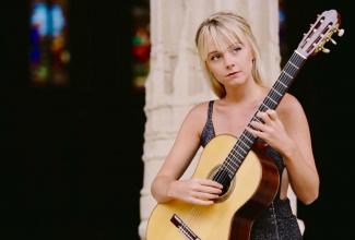 Alexandra - Classical/Spanish Guitar