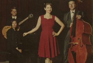 Savoy Satellites - Quartet - or from Trio up to Big Band