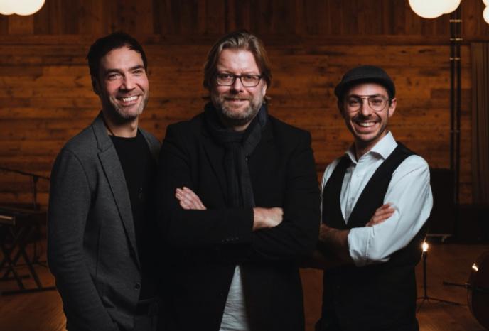 Hochzeitsband München Acoustic Beat Roots Trio