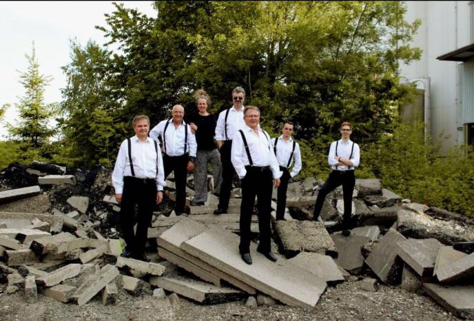 Hochzeitsband Augsburg Top Five + Nicole - Tanz, Gala,Hochzeitsband