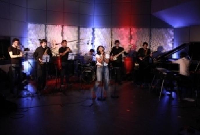 Firmenfeier Bremen Nonhle Beryl & Band