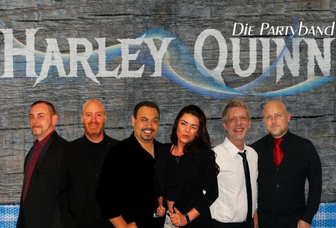 Band Buchen München Harley Quinn - Die Partyband
